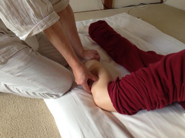 恵比寿整体院のツボ療法