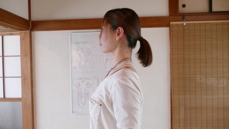 背中の経絡とツボ