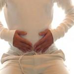 腹式呼吸で腰のストレッチ