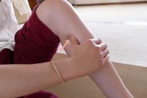 膝が痛いときのツボ