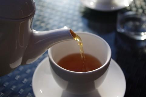 冷えとりと紅茶