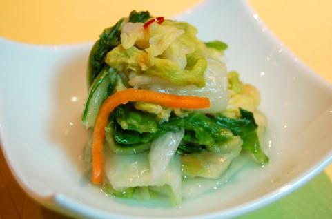 冷える野菜を温める野菜に変える方法
