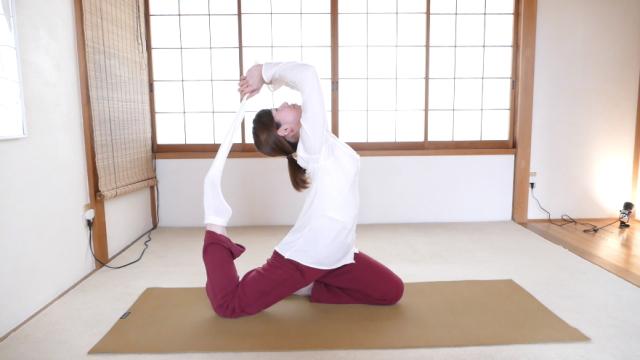 股関節を柔らかくする方法・完成