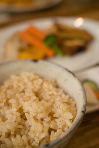 冷えとりとマクロビオティック(玄米菜食)