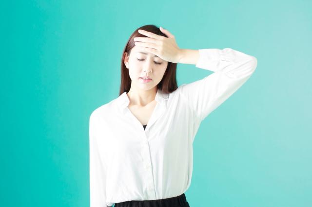 低気圧と頭痛