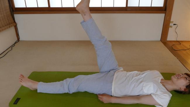 大腰筋のチェック方法