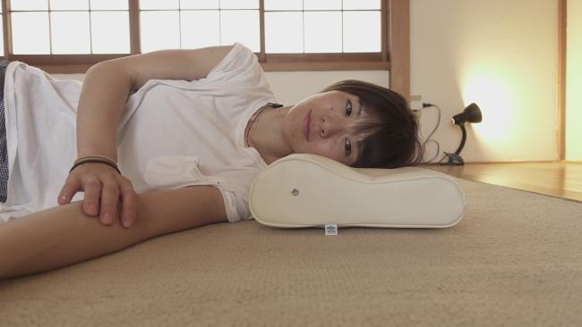 おススメの枕・横向き