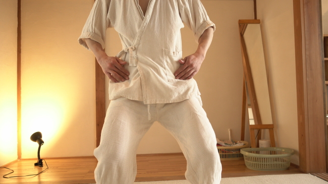 股関節の動きのコツ