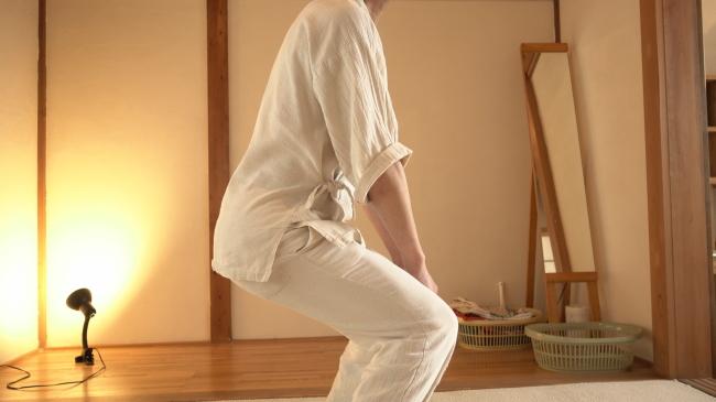 股関節の動きと姿勢